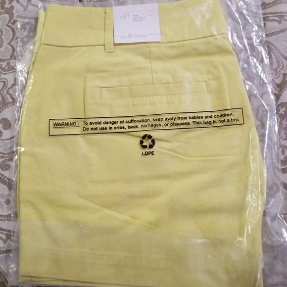 LOFT Pants - Shorts great for the summer.